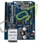 Ethernet Shield W5100 Micro-SD Card Slot For Arduino