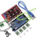 Mega 2560 R3 + RAMPS 1.4 Controller + A4988 Stepper Driver Module RAMPS 1.4 KIT for 3D Printer kit Reprap Mendel Prusa